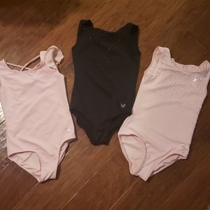 Justice Leotard bundle